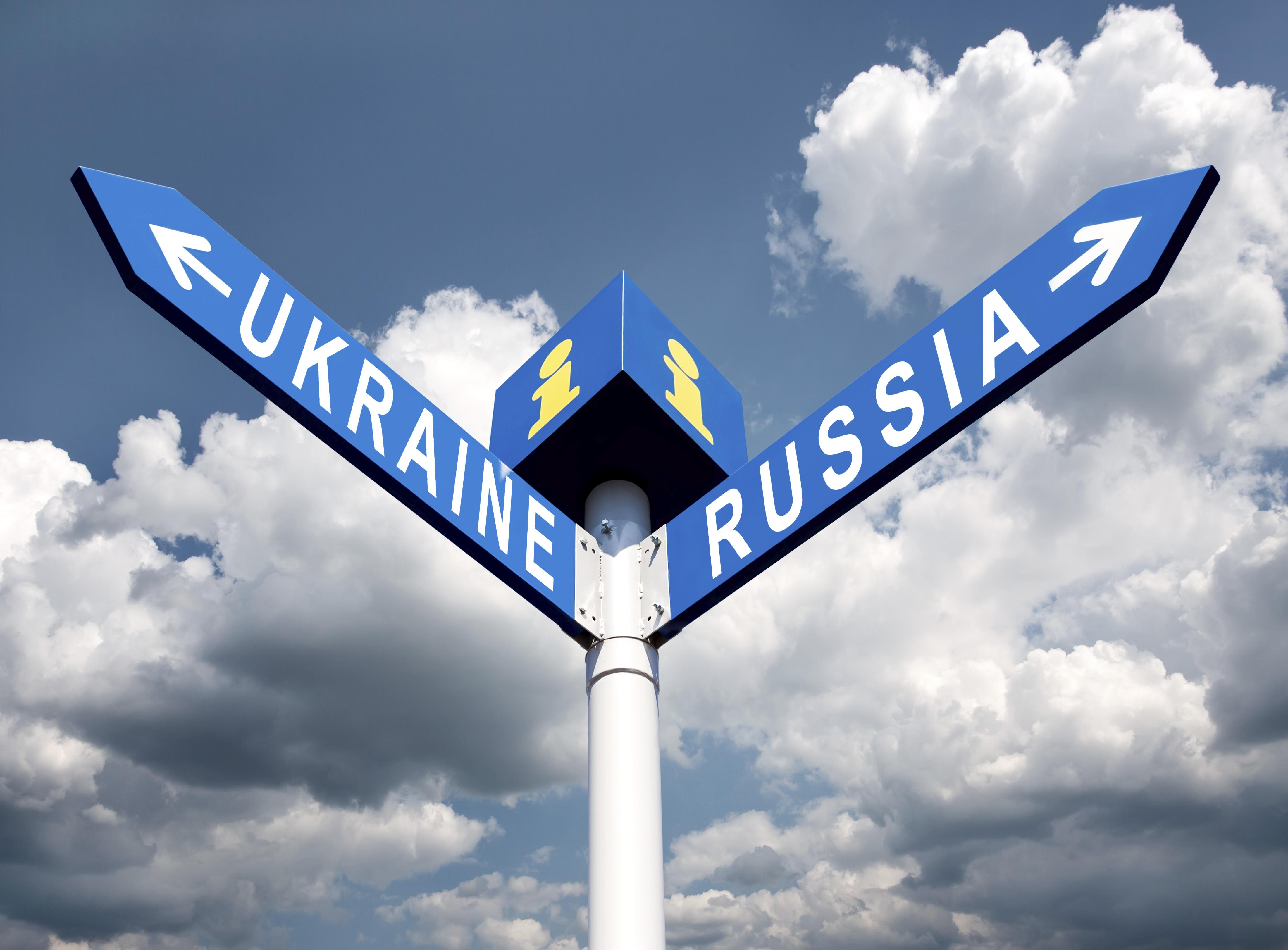 Ukraine Gas Dispute Russian 106