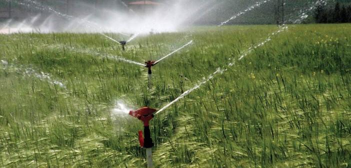 """""""Tarımsal sulama yatırımlarına yüzde 50 destek"""""""