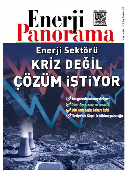 Enerji Panorama Kasım 2015