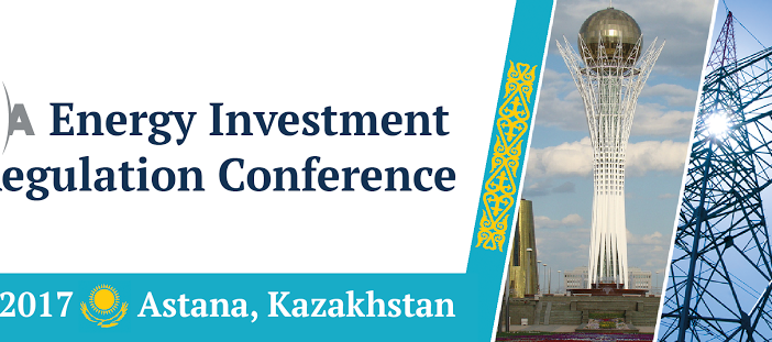 The 16th ERRA Energy Investment and Regulation Conference will be held in Kazakhstan