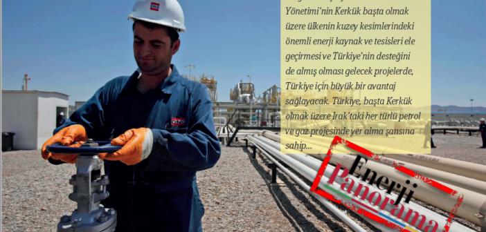 """New Developments in Turkey-Iraq Energy Agenda"""
