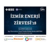 İzmir Enerji Zirvesi 2018