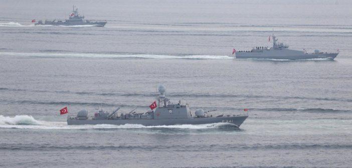 """""""Ege'deki Enerji Tesislerimizi Kıbrıs'taki Askerimiz Koruyor"""""""