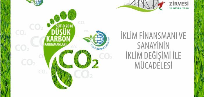 """5. İstanbul Karbon Zirvesi'nin Ana Teması """"İklim Finansmanı"""""""