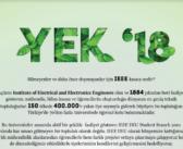 """(Türkçe) Dokuz Eylül Üniversitesi IEEE PES Topluluğu'ndan """"Yenilenebilir Enerji Konferansı-YEK '18"""""""