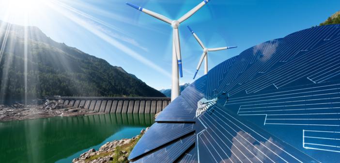 """""""OECD Ülkelerinde Fosil Yakıt ve Nükleerin Yerini Jeotermal, Güneş ve Rüzgâr Alıyor"""""""