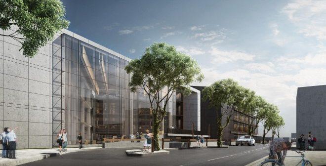 Türkiye'nin Yarışma Yolu ile Seçilen İlk 'Yeşil' Yerel Yönetim Binası Çanakkale'de Yükseliyor