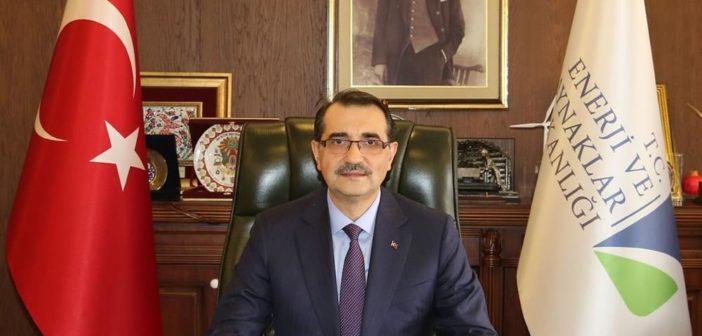 Yeni Enerji ve Tabii Kaynaklar Bakanı Fatih Dönmez