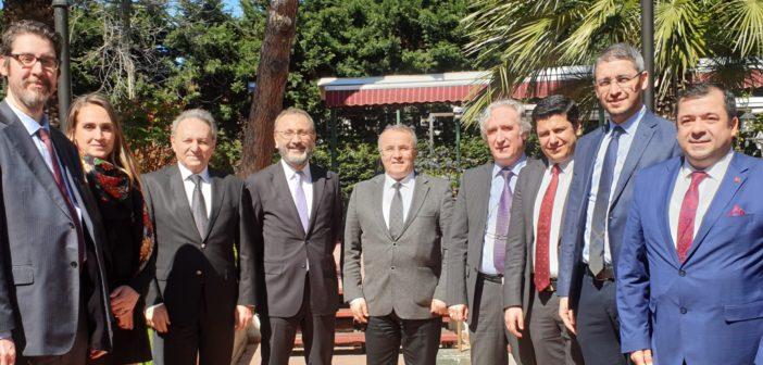 (Türkçe) GAZİD Yönetim Kurulu Başkanı Dr. Mithat Bülent ÖZMEN oldu