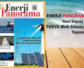 8. Yılını Kutlayan Enerji Panorama'nın Yeni Sayısı Yayında!
